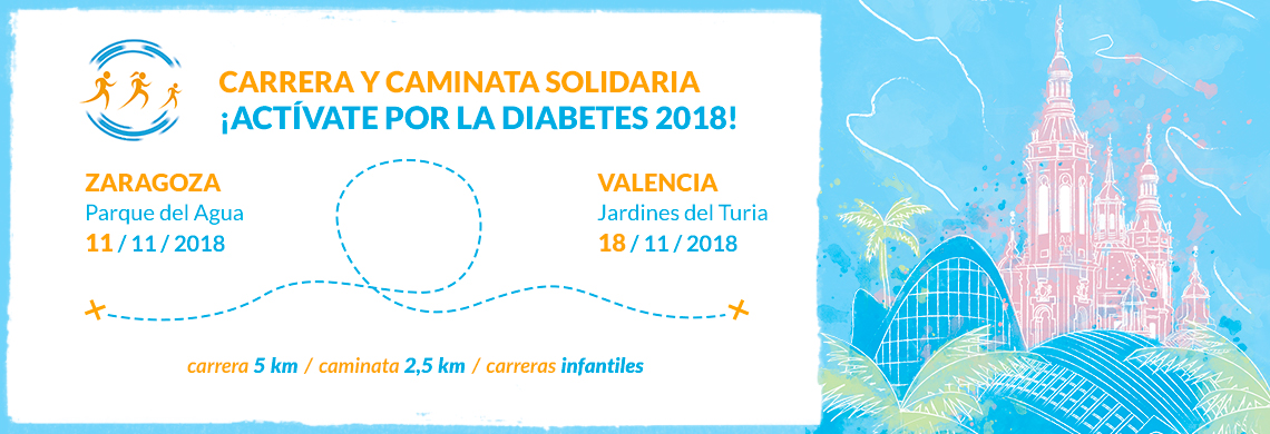 Actívate por la Diabetes